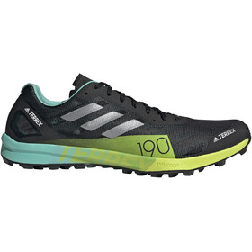 adidas TERREX Speed Pro Trail Running Shoes Men, core black/met. silver/solar yellow